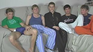 Blair, Jayce, Sean, Tyler & Tyler