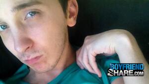 Gay Boyfriend : Stroking Uncut dick Adam - Boyfriendshare!