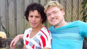Gay Boyfriend : Casey young And Freddy Cuebas - Real Gay Couples!