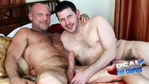 Gay Boyfriend : Chad Brock And Clay Towers - Real gay Couples!