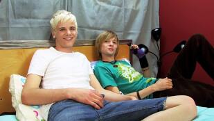 Timo Garrett & Miles Pride