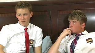 Tyler Bradley & Tyler Berke